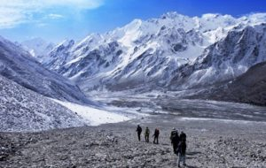 travel and filming in Nepal